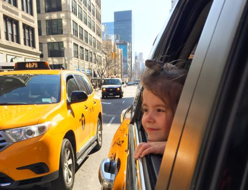 Travel To New York City With Your Kids