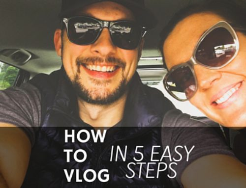 How To Vlog In 5 Easy Steps